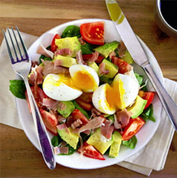 eggs-raw-vegetables